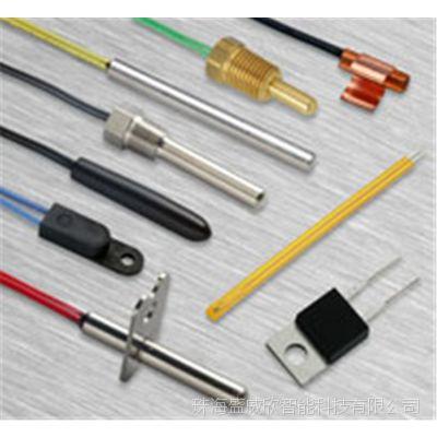 厂家供应 ptc全系列温度传感器 热敏电阻NTC&PTC 温度传感器