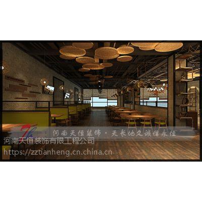 中牟火锅店装修设计厨房布局和整体布局如何规划