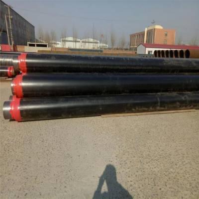 长治市聚氨酯发泡保温管销售厂家,直埋式蒸汽保温管工程施工