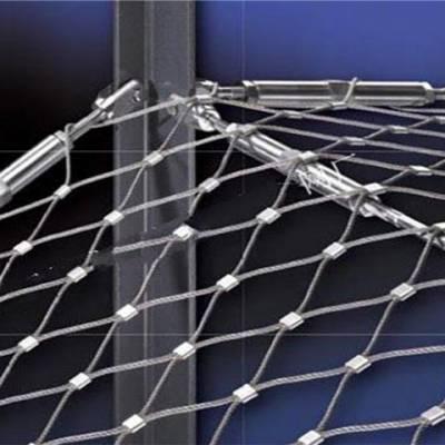 骐骏围栏(图)-室内装饰绳网参数-运城室内装饰绳网