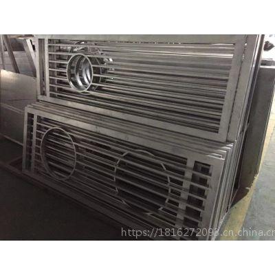 安阳生产艺术造型铝屏风