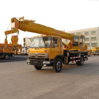 源头工厂直售卡车起重机 徐工标准吊车 吊臂汽车吊
