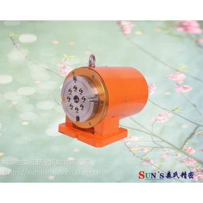 东莞森氏精密厂家直销3C產品專用諧波SR-4-110、数控分度盘,高精度,免维护