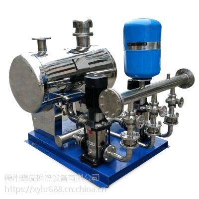 高楼层增压供水设备 立式无负压供水设备 工作原理