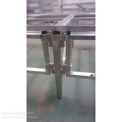 铝合金舞台大型演出舞台桁架背景架钢铁雷亚活动组装移动玻璃山东济南厂家