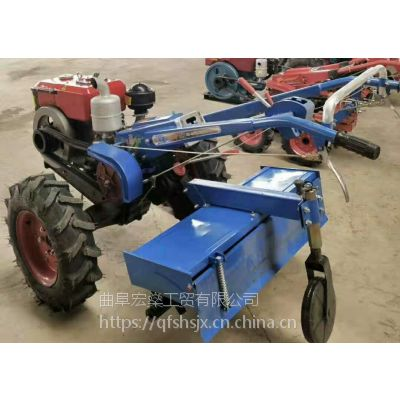 20马力电启动手扶拖拉机 旋耕机 山地丘陵耕地拖拉机