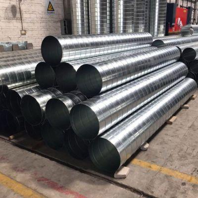 广州通风管厂家通畅专业废气排放处理管道安装方便