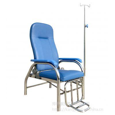 供应内蒙古不锈钢输液椅