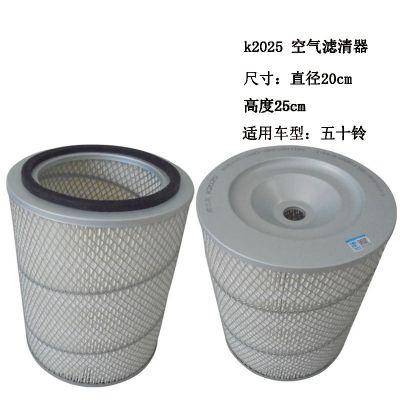佛山批发K2025空气滤芯滤清器五十铃滤清器净水机用过滤器