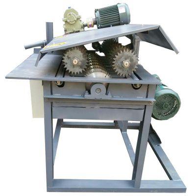 益翔 木工机械 小型方木多片锯 木材切片机