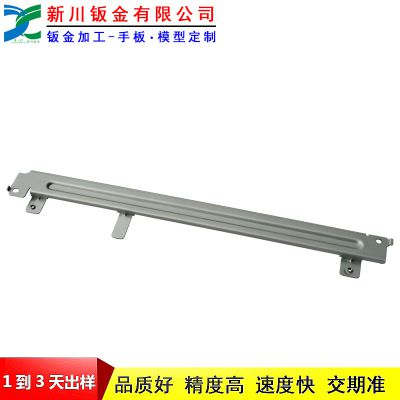 新川厂家直供xcbj18092002热轧板支架配件钣金加工定制