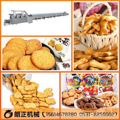 中山饼干生产线报价 小型饼干机价格 热销