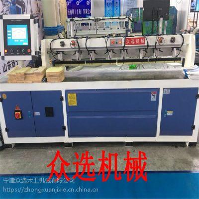 众选木工机械设备多功能木门专用机械