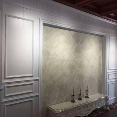 生态木户外墙板平面装饰墙板材料安装方法