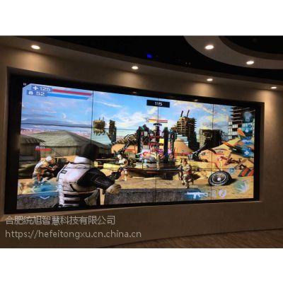 1.8mm拼缝55寸液晶拼接屏会议大厅使用拼接屏电视墙厂家直销 包安装