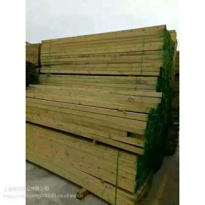 俄罗斯樟子松碳化木定制 樟子松户外建筑木条方工程