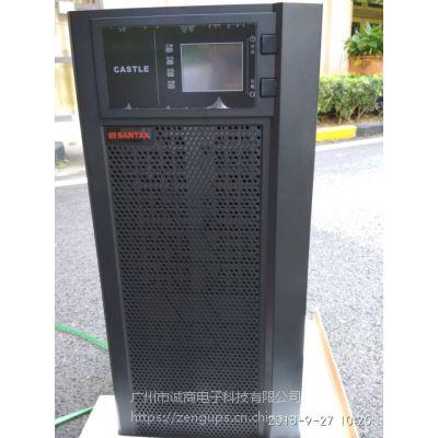 山特UPS电源三单3C15KS/15KVA广州代理 机房电池