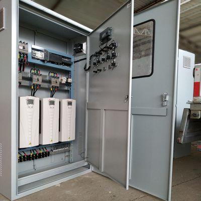 淮北台达自动化控制柜 塑胶橡胶专用变频柜 电机调速始终如一