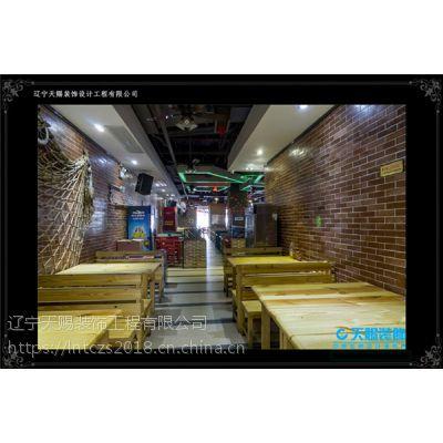 沈阳好吃的串串香店排名_成都串串香加盟店装修_烤串店装修设计