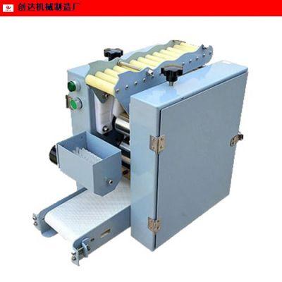 河北台式混沌皮机价格 推荐咨询 巨鹿县创达机械制造供应