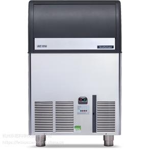 斯科茨曼Scotsman85Kg中号圆冰制冰机自带储冰箱AC176/ACM176AS