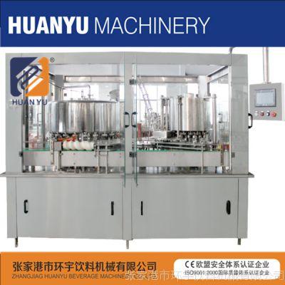 全自动易拉罐装啤酒生产线设备整套小型啤酒发酵灌装机械设备