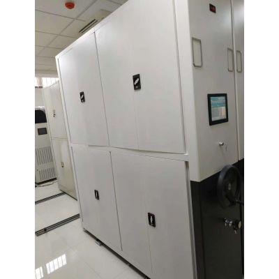 电动智能密集架档案室底图柜移动密集架书架轨道式资料文件柜手动
