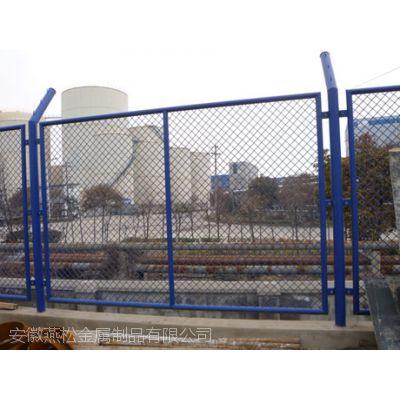 安徽道路护栏网 球场围栏 园林围栏 养殖围网 小区隔离网 草坪PVC护栏