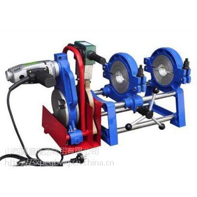 冀盛通达太原PE管热熔机可以焊接PE管也可焊接MPP管道