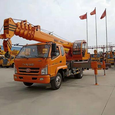 8吨起重机价格 8吨吊车型号 8吨汽车起重机 厂家直销