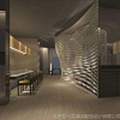 酒店软装设计几何图形的运用