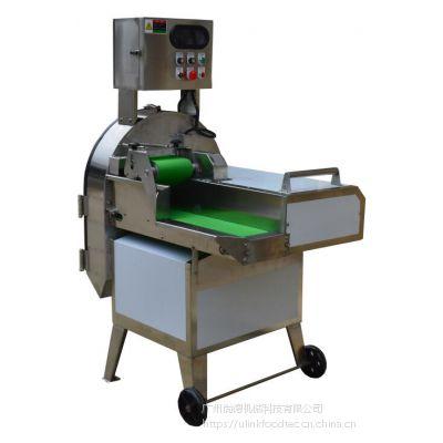 改进型切辣椒圈机ULINK-LV-608S-P 成品率高达99% 专业高效的辣椒切圈设备