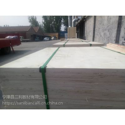 三利板材贴面地台板胶合度好承重力强重庆车展用地台板