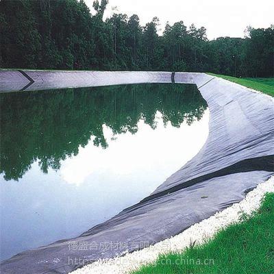 厂家直供HDPE土工膜 水产养殖膜价格实惠 品质好