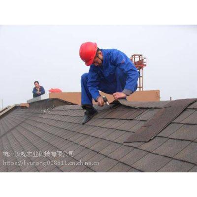 苏州老小区屋面翻新改造工程就用天信沥青瓦玻纤瓦