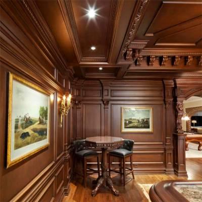 长沙原木整房定做原木书架、原木鞋柜门订做选购指南