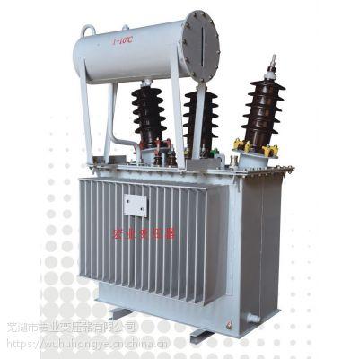 专业生产S11-M-1250/10-0.4宏业叠铁芯油浸配电变压器