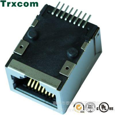 Trxcom/泰瑞康 贴片型双口以太网网络变压器模块