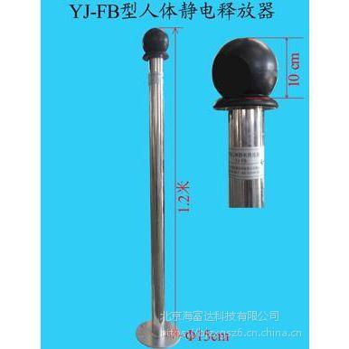 中西 触摸式人体静电释放器(触摸式静电消除器)带防爆合格证 库号:M195918