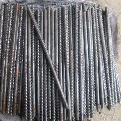 工地止水螺杆批发 穿墙螺杆定制加工高强度加长止水螺栓建筑材料