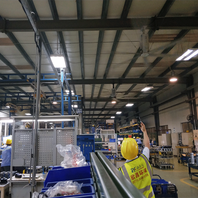 厂房大型降温优质工业大风扇工程安装