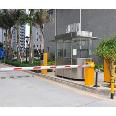 宁波停车场进出口智能道闸系统、扫码自动收费管理系统安装厂家