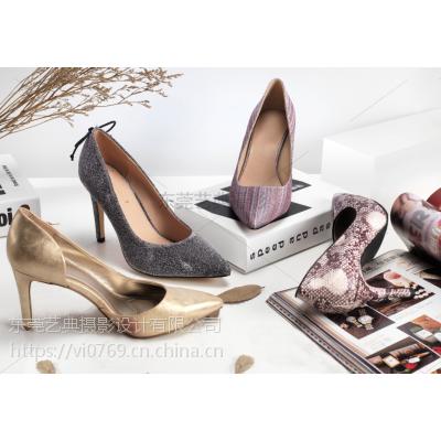 鞋子摄影,女鞋拍照,东莞产品摄影公司
