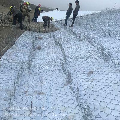 镀高尔凡雷诺护垫水利防洪护坡雷诺护垫河道治理工程
