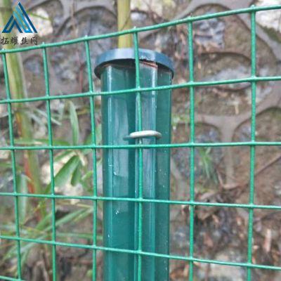 养鸡铁丝网栅栏,浸塑家禽围栏