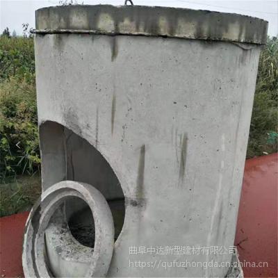 钢筋混凝土排水管/水泥检查井/预制水泥化粪池厂家专业制造