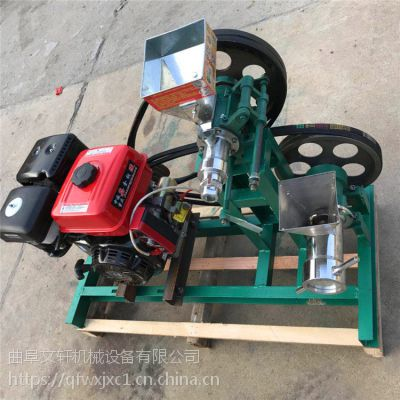玉米膨化机可膨化面粉 食品机械 专用弯管型膨化机