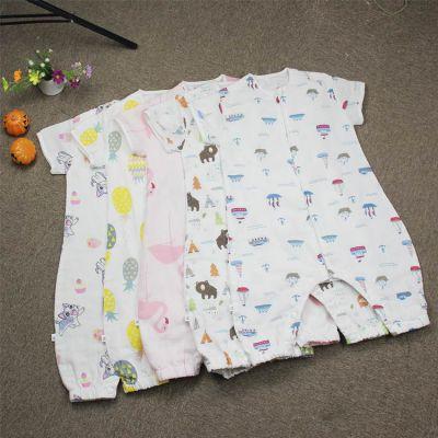 婴儿纱布睡袋