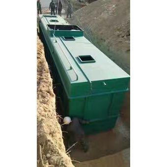 冷库解冻污水处理设备零污染零排放-净源