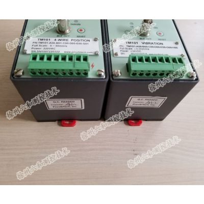 TM101-A08-B00-C00-D00-E00-G00-H00加速度 速度 位移振动保护表